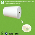 PE coated paper for ice cream cups