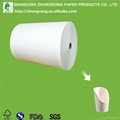 PE coated paper for french fries paper