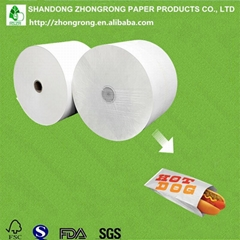 environment friendly paper for food