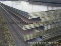 包钢产中厚板