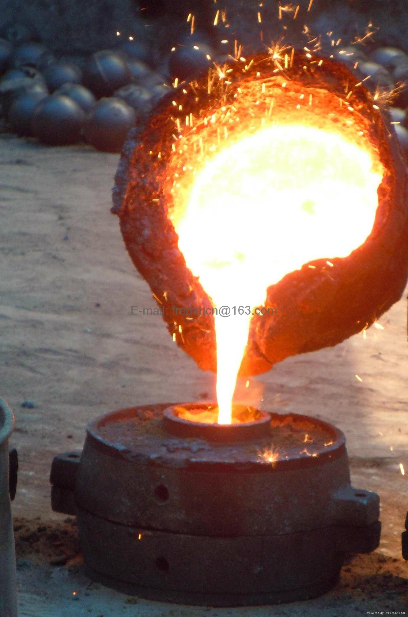 cast grinding ball