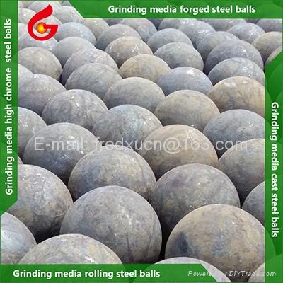 cement steel ball