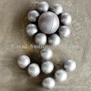 high chrome grinding media