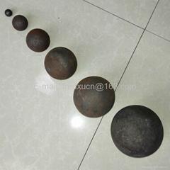 Ball mill grinding media steel balls manufacturer and supplier