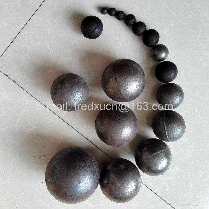 high chrome grinding ball
