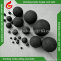 Ore crushing ball for ball mill grinding