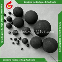 Ore crushing ball for ball mill grinding media
