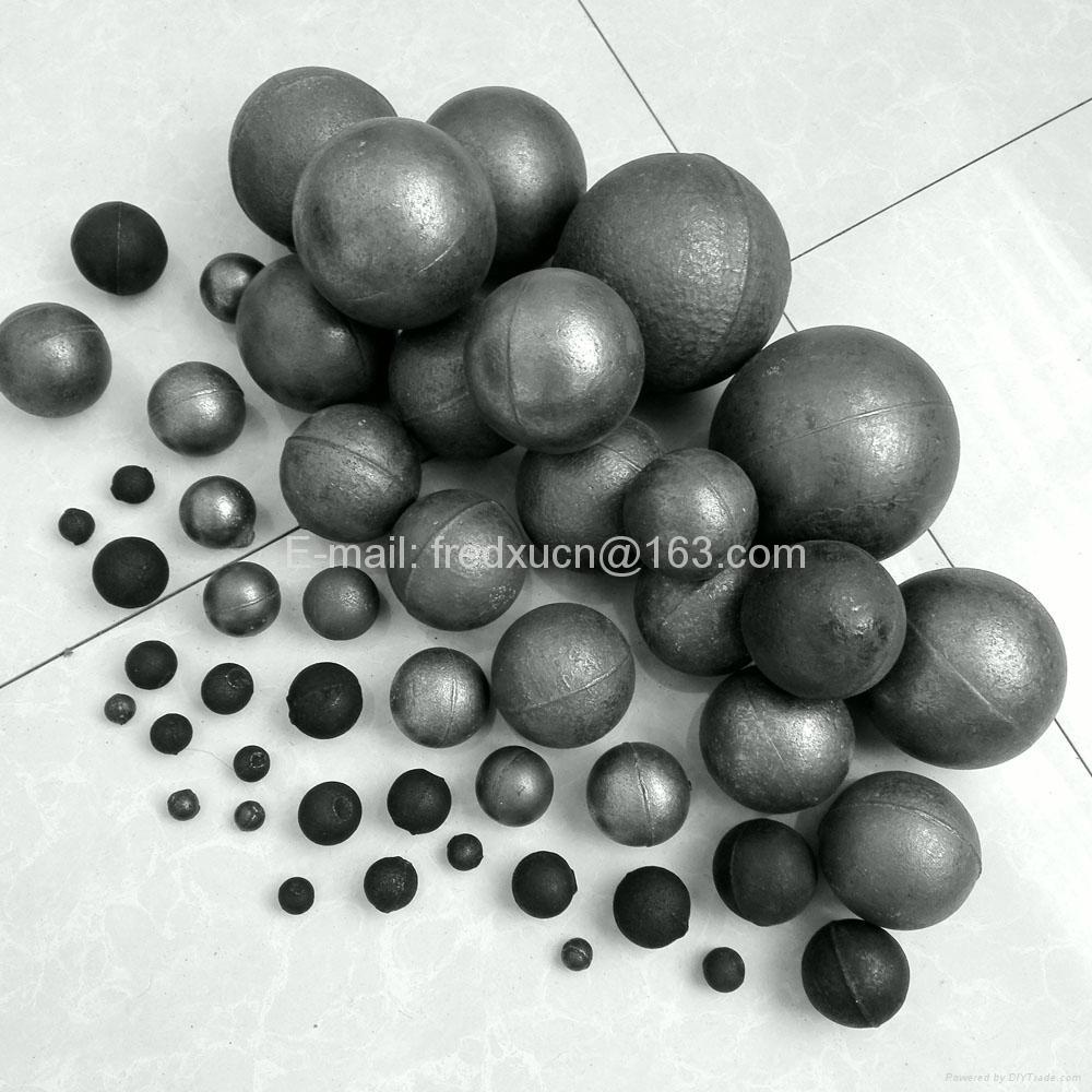 cast iron ball for ball mill
