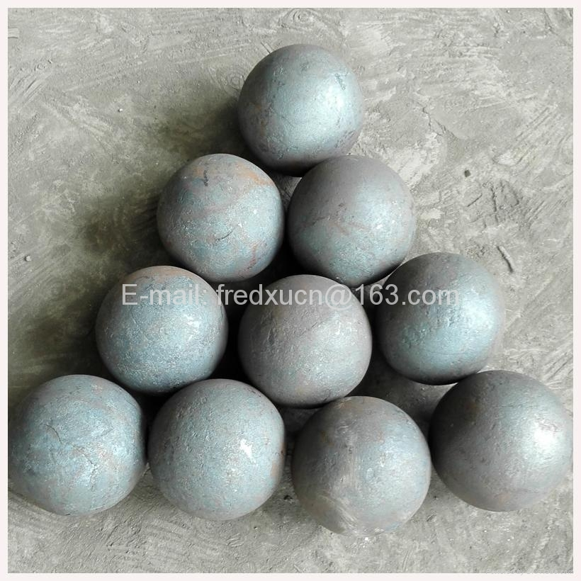 grinding ball for mining