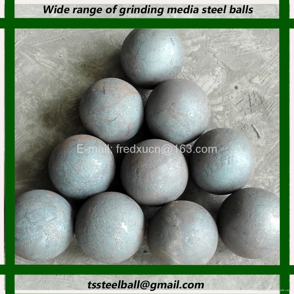 forged steel ball for mining