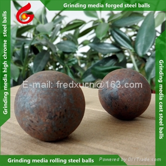 forged grinding ball for ball mill