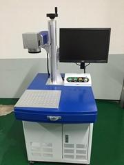 供应杭州东镭激光DL-GX光纤激光打标机