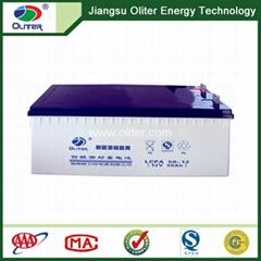 12v/50ah lead-acid battery