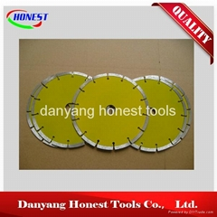 diamond segment saw blade for granite