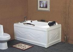 The factory direct price acrylic massage bathtub