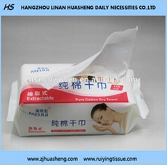 cheap and soft facial tissue for make-up remove