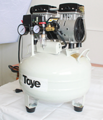 TOYE Dental Silent Oil free Air Compressor 32L