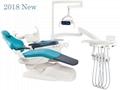 Luxury Electric Dental Assistant Chair Ergonomic Dental Chair 2