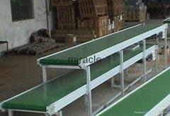 PVC Rubber Conveyor Belt