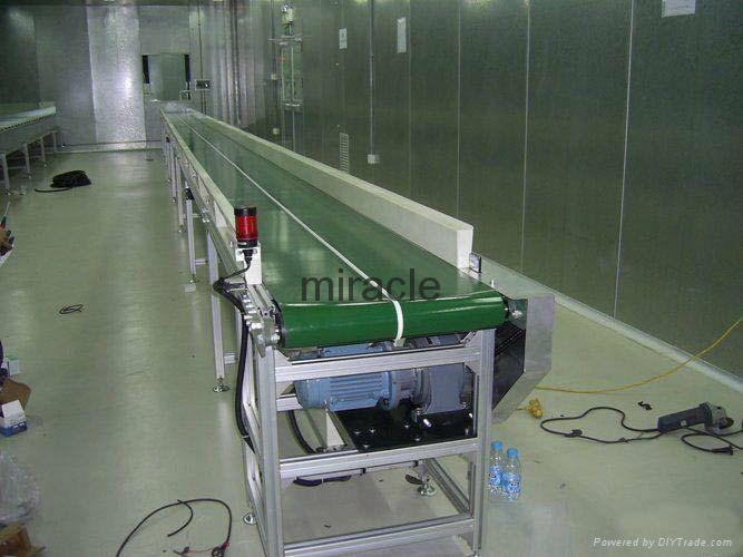 Speed controllable conveyor pvc conveyor belt - ML-01 - ML (China
