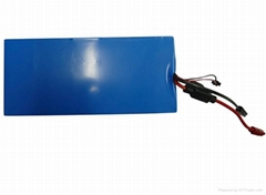 37v 12600mAh Li-ion Battery Pack for vacuum cleaner