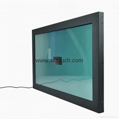 19inch dustproof SAW touch screen monitor