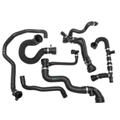 IATF16949 factory customize auto/motor rubber hose 1