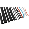 Extrusion sponge silicone seal strips