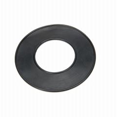 Round Flat rubber gasket