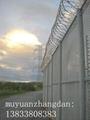 山西监狱防攀爬钢网墙