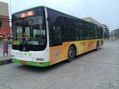 廈門公交車廣告