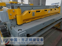 高鐵隧道網焊接生產線 DNW-CNC1500Q/P型