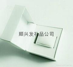 中高档纸盒皮盒手表盒厂家直销可LOGO