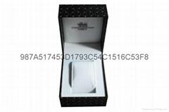 厂家生产手表盒纸盒皮盒