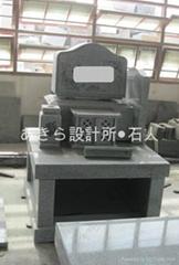 日本九州墓石