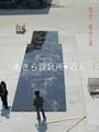 影彫り工事2 3