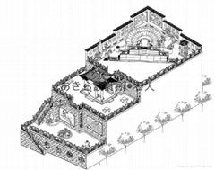 CAD drawings design