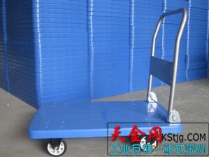 天金岡靜音車手推車PLA200Y-DX 可折疊扶手200公斤廈門搬運手推車 1