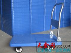天金岡靜音車手推車PLA200Y-DX 可折疊扶手200公斤廈門搬運手推車
