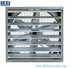 DHF greenhouse or pultry house Exhaust Fan / Ventilation Fan /Box Fan / Cone Fan