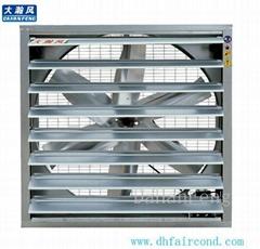 DHF greenhouse or pultry houseExhaust Fan / Ventilation Fan /Box Fan / Cone Fan