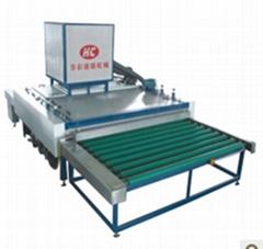 High-Speed Glass Washing And Drying Machine