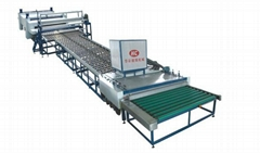Semi-Automatic Safety Laminated Glass Production Line