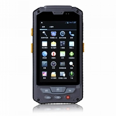 PS-140a Android Handheld terminal PDA with Rfid reader (HF 13.56)