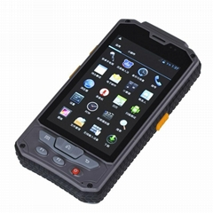 PS-140i industrial Handheld terminal PDA with 2.45G active RFID reader