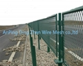 safety expanded metal fence  used