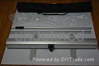 Aluminum telescopic rod roll-up banner 2