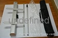 Aluminum telescopic rod roll-up banner 4
