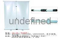 Aluminum telescopic rod roll-up banner 3