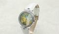 歐美時尚女款真皮防水手錶 1